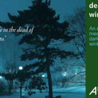 "Definition of ""dead of winter"""