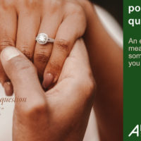 """Definition of """"pop the question"""""""